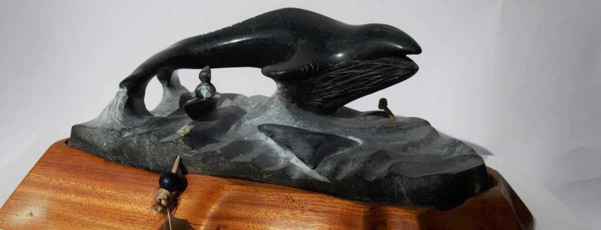 Arctic stone carving inuit carvings and sculptures